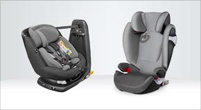 Bilbarnstolar & Babyskydd från 599 kr!