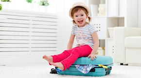 Att resa med barn
