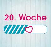 20. Schwangerschaftswoche