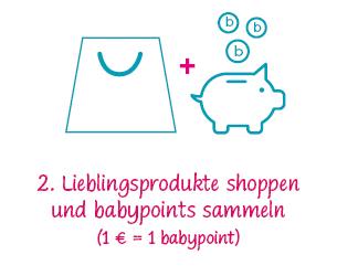 babypoints sammeln