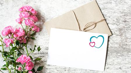 Geschenkgutscheine per Post