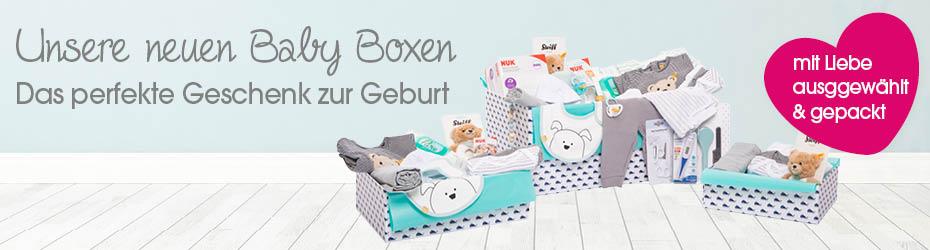 Baby-Boxen von babymarkt.de