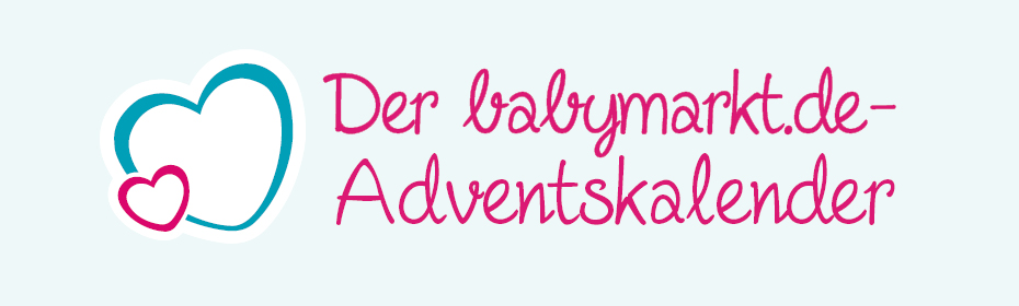 Überschrift: Der babymarkt.de Adventskalender