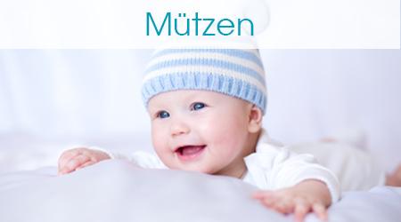 Baby-Kindermützen