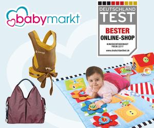 Onlineshop für Baby- und Kinderausstattung*