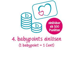 babypoints einloesen