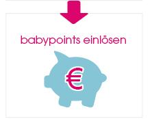 Babypoints einlösen