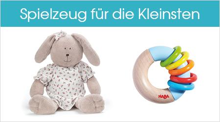 Babyspielzeug verschenken