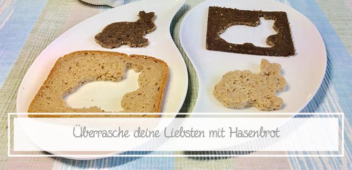 Rezept Hasenbrot Ostern