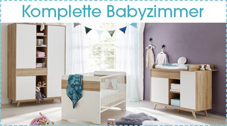 Erstausstattung Kinderzimmer