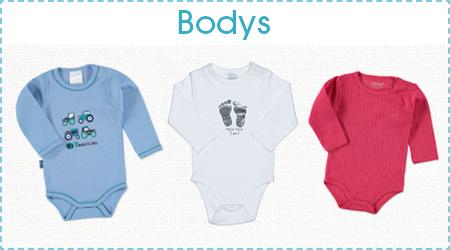 Babykleidung Bodys