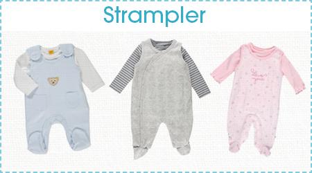 Babykleidung Strampler