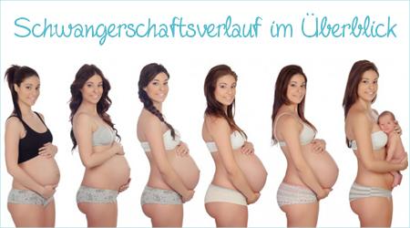 Schwangerschaftsverlauf im Überblick
