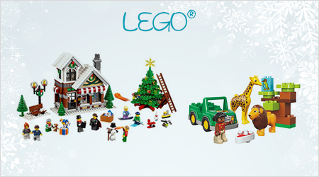 Lego verschenken