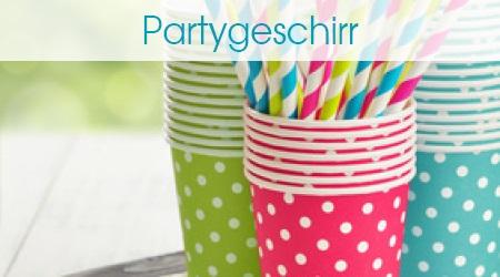 Partygeschirr