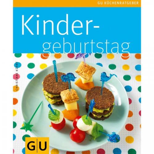 Kindergeburtstags Buch