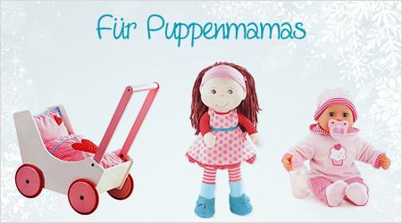Puppen und Puppenzubehör