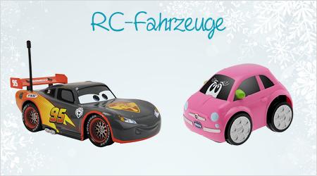 Spielzeug-Autos verschenken