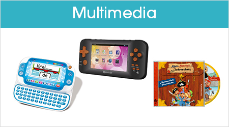 Multimedia für Kinder