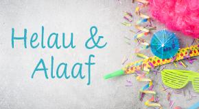 Helau und Alaaf