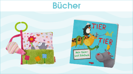 Baby- und Kinderbücher