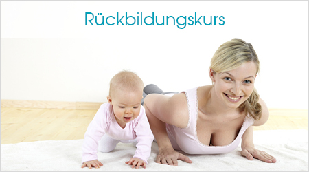 Rückbildungskurs: Mama und Baby