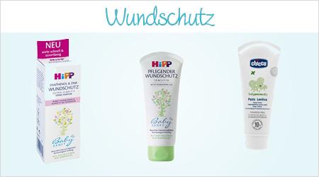 Baby-Hautpflege