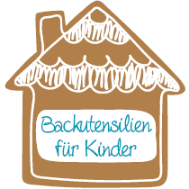Backutensilien für Kinder