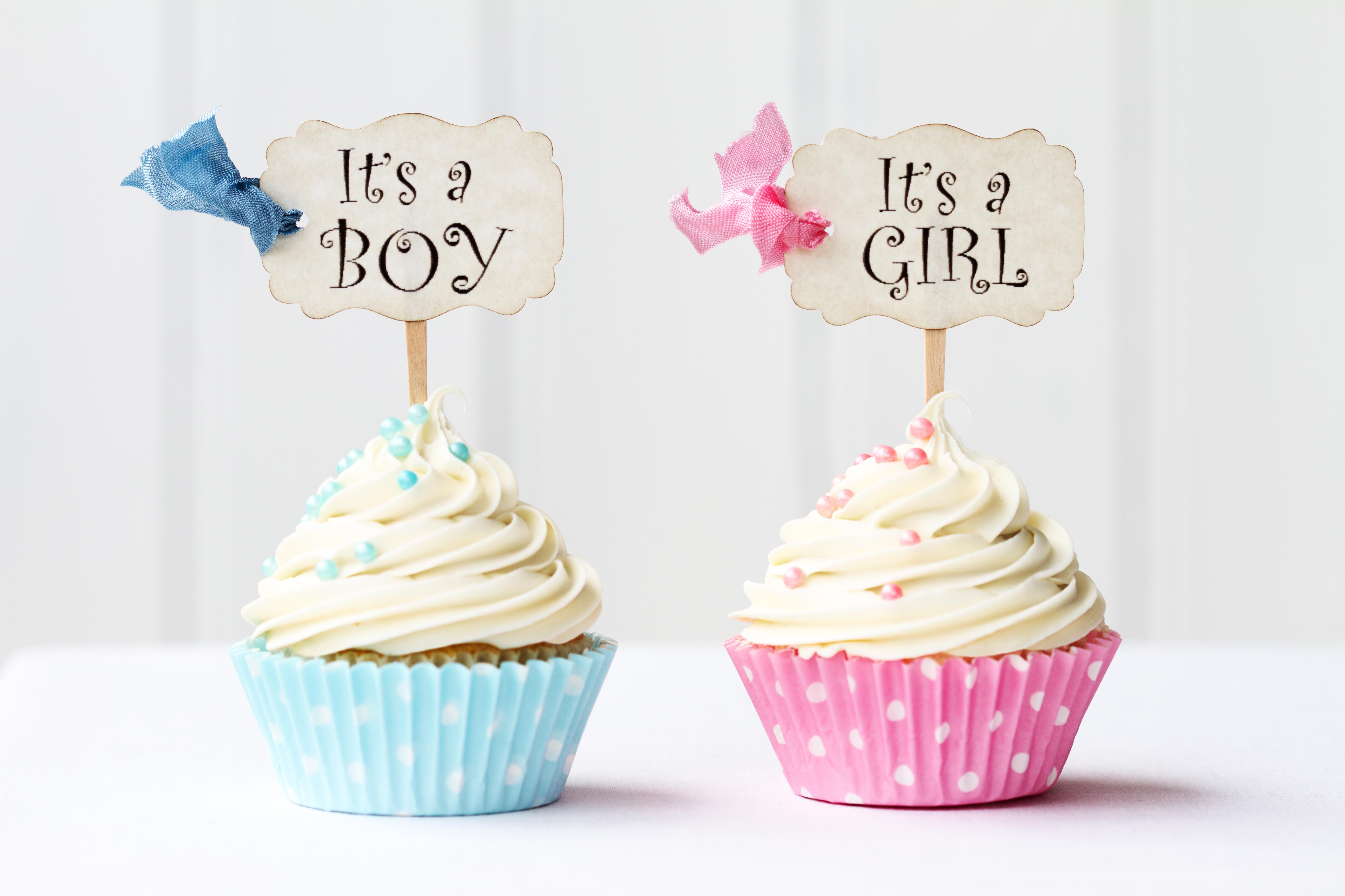 Babyparty Rezepte Cupcakes