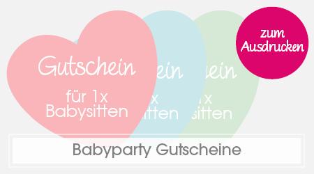 Buch zur Babyparty