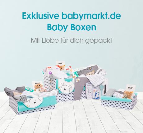 Baby Boxen von babymarkt.de