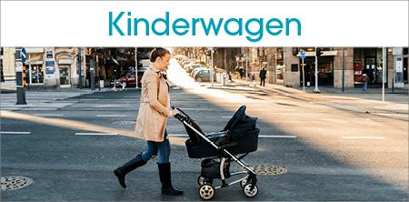 Kinderwagen-Neuheiten