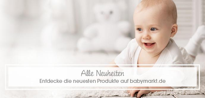 Alle Neuheiten bei babymarkt.de. Entdecke die neusten Produkte auf babymarkt.de