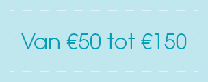 Van €50 tot €150
