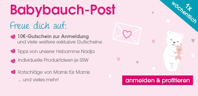 Babybauch-Post