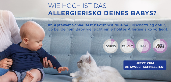 Aptamil Allergieprävention
