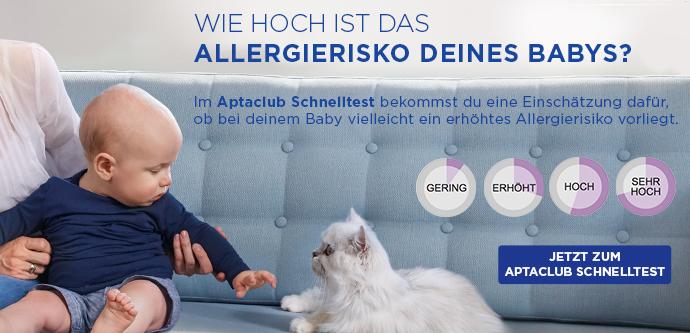 Aptamil Allergieprävention