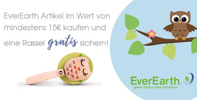 Everearth-gratisaktion
