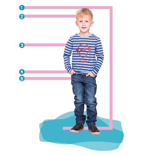 In nur fünf Schritten vermisst du dein Kind schnell und unkompliziert