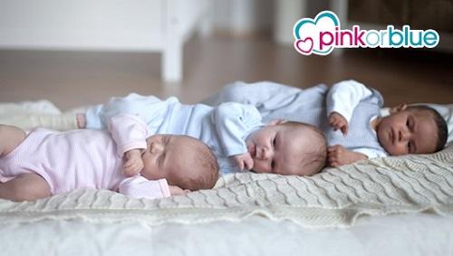 Babymode von pink or blue