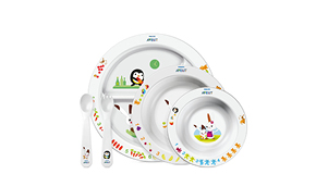 Kids' Cutlery and Crockery