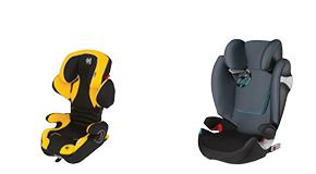 Car Seats  15 - 36 kg