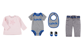 Moda para bebés y niños