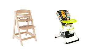 Krzesła do karmienia