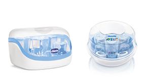 Vaporizzatori e sterilizzatori