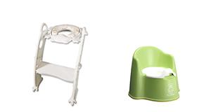 Nočníky a schůdky na WC