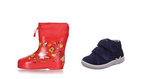 Calzado para bebés y niños