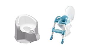 Potjes en toiletverkleiners