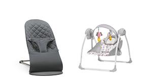 Sitterit ja vauvakeinut