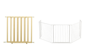 Zábrany dveří a schodišť